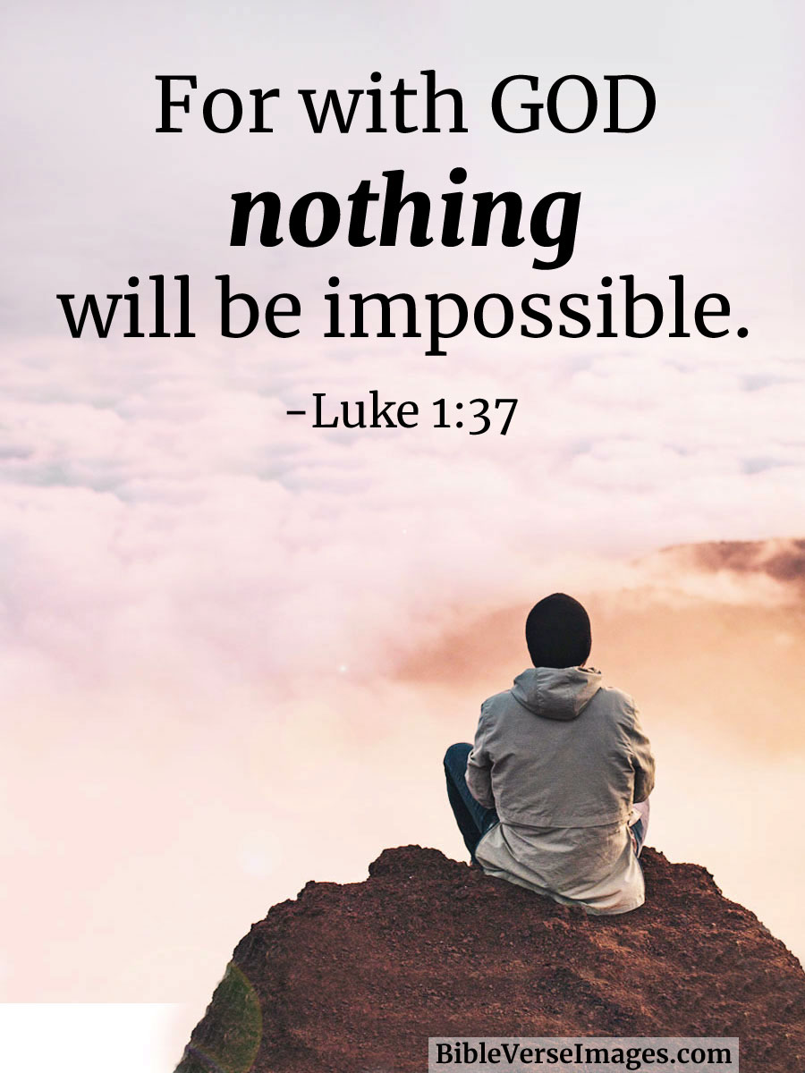 Bible Quote Impressive Bible Quote Luke 4848 Bible Verse Images