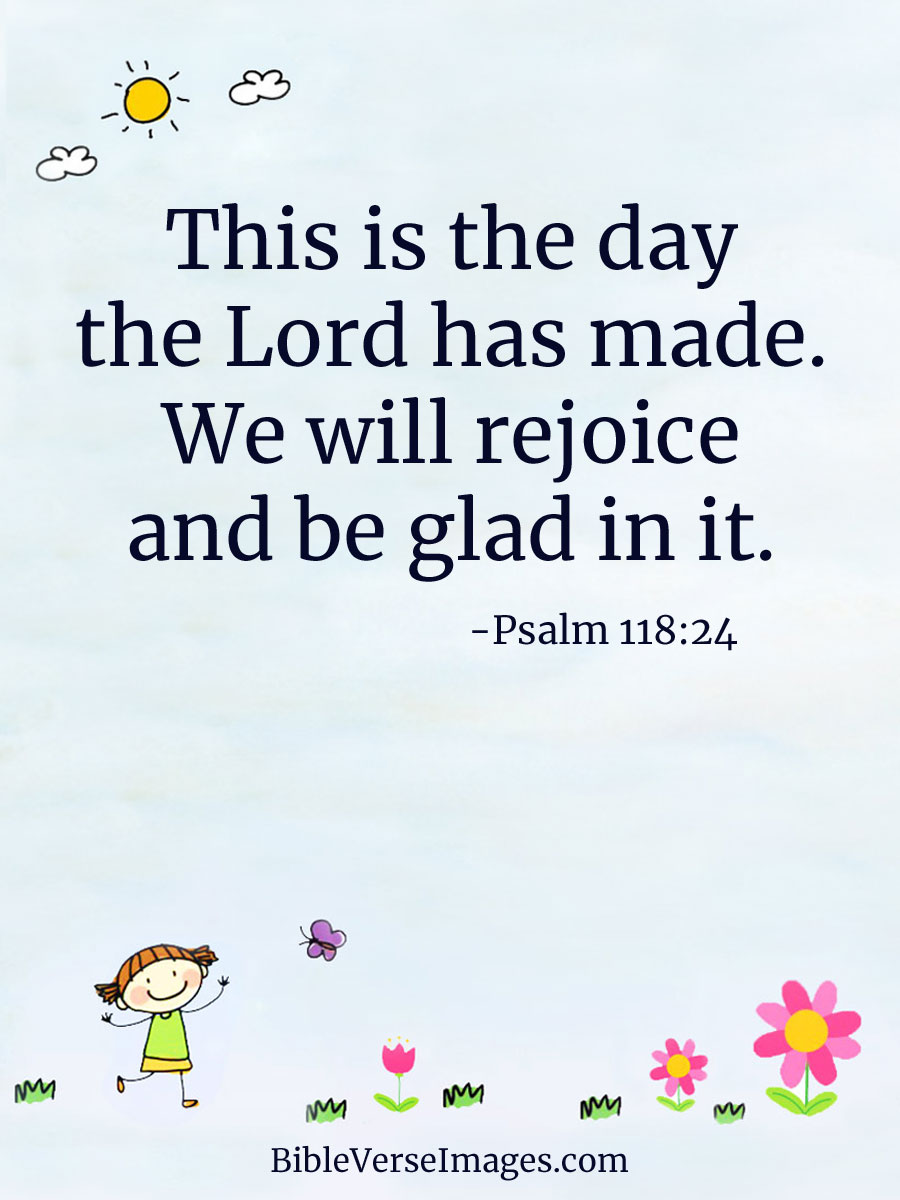 Bible Quote Psalm 11824 Bible Verse Images
