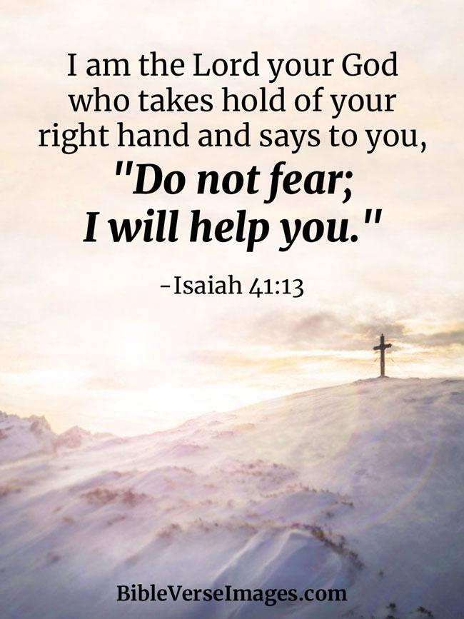 scripture on faith kjv