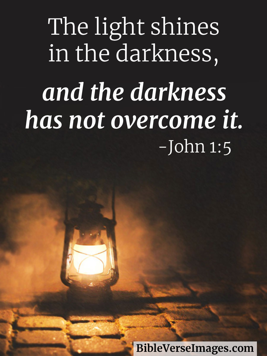 Bible Quotes About Hope Bible Verse about Hope   John 1:5   Bible Verse Images Bible Quotes About Hope