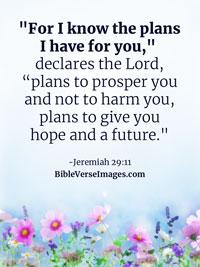 Inspirational Bible Verse - Psalm 91:11 - Bible Verse Images