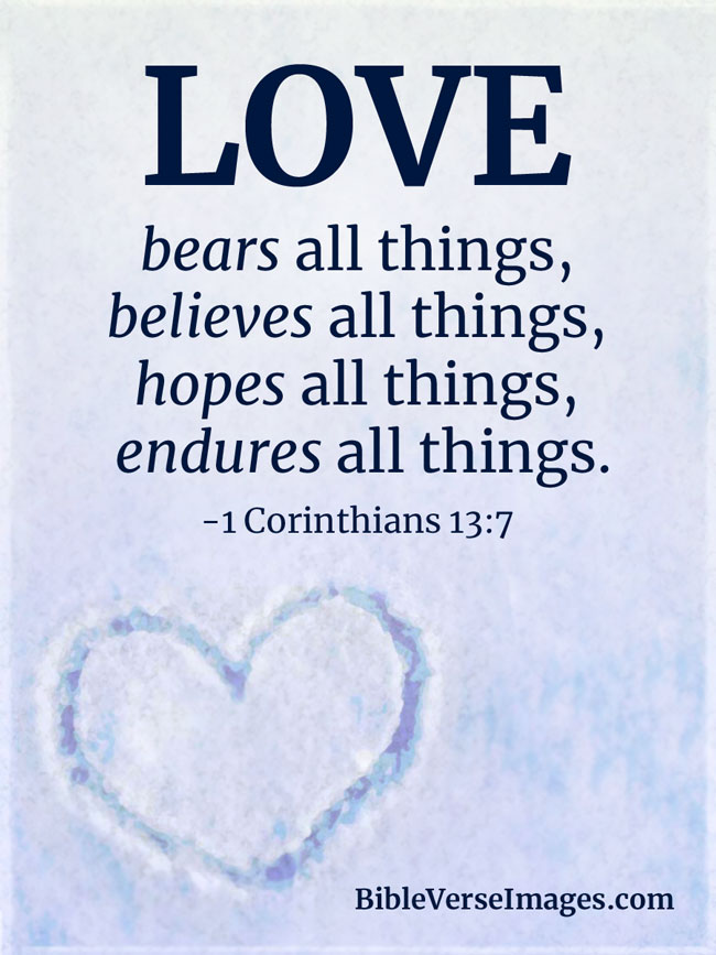 25 Bible Verses About Love Bible Verse Images